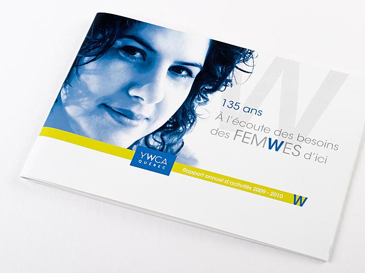 Rapport Annuel YWCA 1